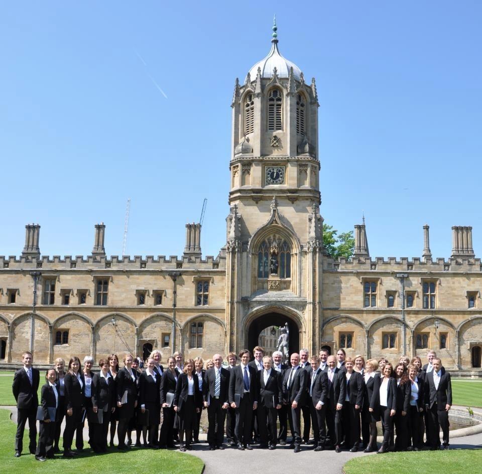 Oxford May 2012