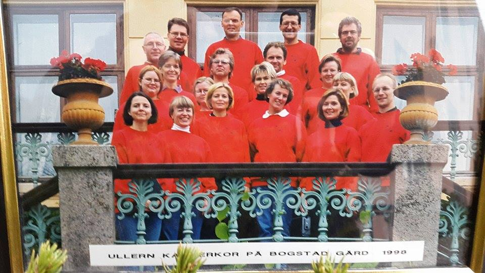 Ullern Kammerkor, Bogstad gård 1998