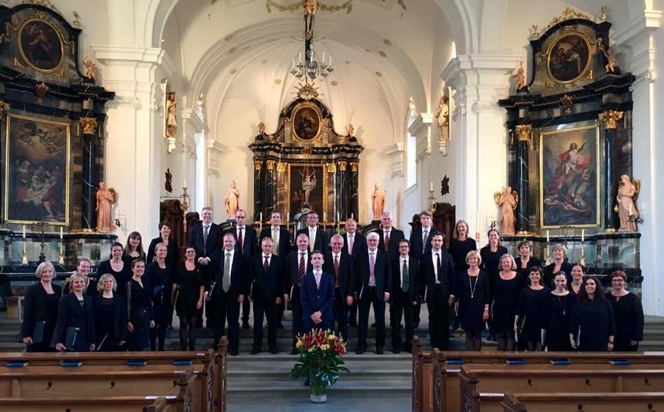 St. Katharina, Horw – Sveits, mai 2016